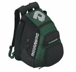 DeMarini Voodoo Dark Green Backpack WTD9101 2014