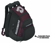 DeMarini Voodoo Maroon Backpack WTD9101 2016