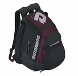 DeMarini Voodoo Maroon Backpack WTD9101 2014