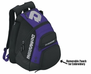 DeMarini Voodoo Purple Backpack WTD9101 2016