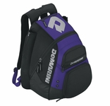 DeMarini Voodoo Purple Backpack WTD9101 2014