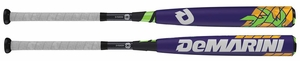 DeMarini Voodoo Raw Big Barrel Bat WTDXVDR-16 -9oz (2016) BLEM No Warranty