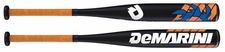 DeMarini Voodoo Raw Tee Ball Bat WTDXVTT-16 -12oz (2016)