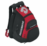DeMarini Voodoo Scarlet Backpack WTD9101 2014