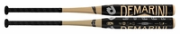 DeMarini White Steel Slow Pitch Bat WTDXWHI-14 (2014)