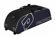 DeMarini Youth Navy Wheeled Bag