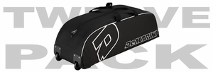 DeMarini Youth Wheeled Bags 12-Pack