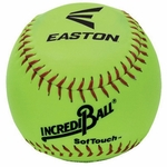 Easton 10in Neon SofTouch Team Ball A122612