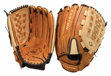 Easton Natural Elite Outfield Glove 14in NES14