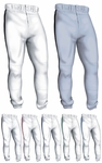 Easton Adult/Youth Pro Pant with Piping A164144