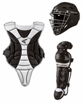 Easton Black Magic Junior Youth Catcher's Set