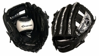 Easton Black Ops Ball Glove w/ Ball 2014