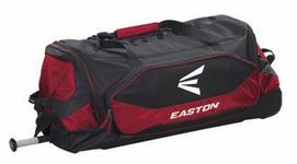 Easton Black/Red Stealth Core Catchers Bag A163132