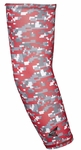 Easton Compression Arm Sleeve Red/Camo