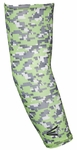 Easton Compression Arm Sleeve Torq Green/Camo