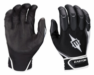 Easton Dura Hit N' Run Batting Gloves A121478 2012 Pair Pack