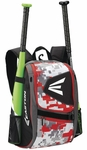 Easton E100P Bat Pack - Red / Camo