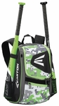 Easton E100P Bat Pack - Torq Green / Camo