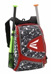 Easton E100XLP Solid Red Backpack