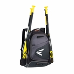 Black Only Easton Equipment E500P Black Backpack