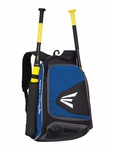 Easton Equipment E200P Black/Royal Backpack