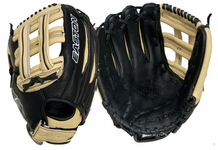 Easton Havoc Series 12.5 in. Softball Glove HVC125 All Black
