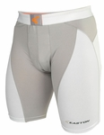 Easton Mako White Sliding Short A164902