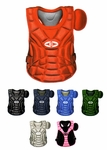 "Easton Natural Fastpitch Youth 15"" Chest Protector A165020"