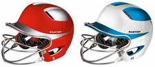 Easton Natural Two Tone Helmets with Masks - Adult