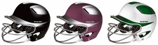 Easton Natural Two Tone Helmets with Masks - Youth