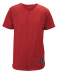 Easton No Sleeves Pro Mesh Jersey Red