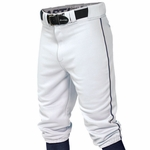 Easton Pro + Piped Knicker - White / Navy