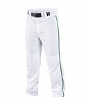 Easton Quantum Plus Piped Pants White/Green A164617
