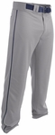 Easton Rival 2 Gray/Navy Youth Piped Baseball Pant A167125GYNY