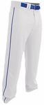 Easton Rival 2 White/Royal Youth Piped Baseball Pant A167125WHRY