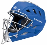 Easton Royal/Silver Stealth Speed Elite Catchers Helmet