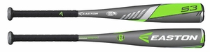 Easton S3 Big Barrel Bat -10oz JBB16S310B (2016)