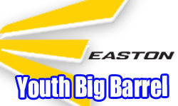 Easton Senior League Big Barrel Bats