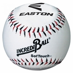 Easton Softstitch 11in White Practice Ball A122608 - 1 Dozen