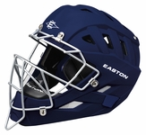 Easton Navy/Silver Stealth Speed Elite Catchers Helmet