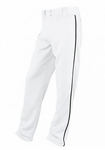 Easton Youth White/Black Rival Piped Pants A164561