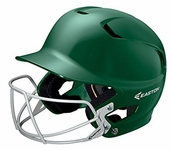 Easton Z5 Batting Helmet BBSB w/ Mask - Green JR