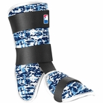 EvoShield Blue/Navy/White Batter's Leg Guard A110MLB