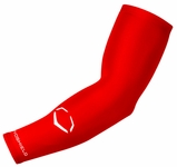 EvoShield Compression Arm Sleeve A180 Youth - Red