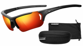 EvoShield EvoTracker Sunglasses Black