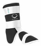 EvoShield Fastpitch Batter's Leg Guard - Black