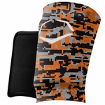 EvoShield Protective Wrist Guard Orange/Grey/Black A150