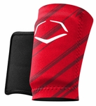 Evoshield Protective Wrist Guard - Speed Stripe - Red