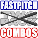 Fastpitch 2-Pack Combos