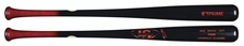 Louisville C271 High Gloss Black w/ Red Knob Wood Bat WTLWPM271E16